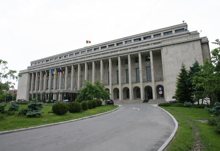 Palatul Victoria- Guvernul Romaniei