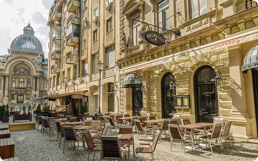 Pourquoi visiter Bucarest